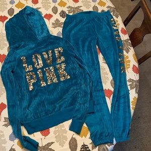 Victoria's Secret PINK brand outfit